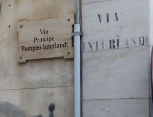 via Principe Pompeo Interlandi