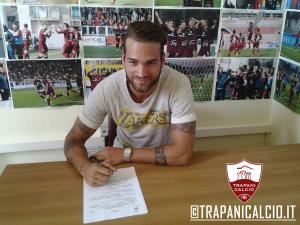 Sparacello firma contratto