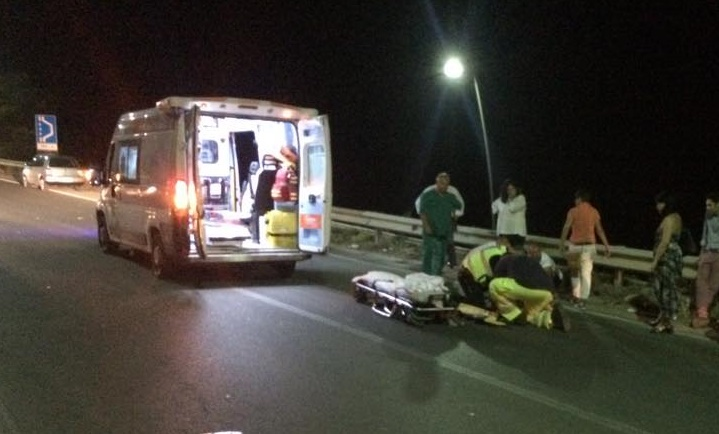 incidente castellammare del golfo