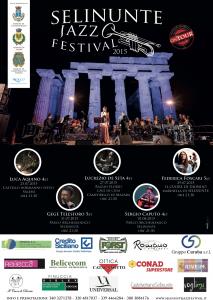 locandina selinunte jazz festival