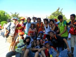 GMG Madrid gruppo Diocesi TP