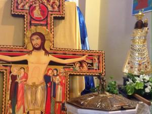 San Damiano e Madonna di Loreto