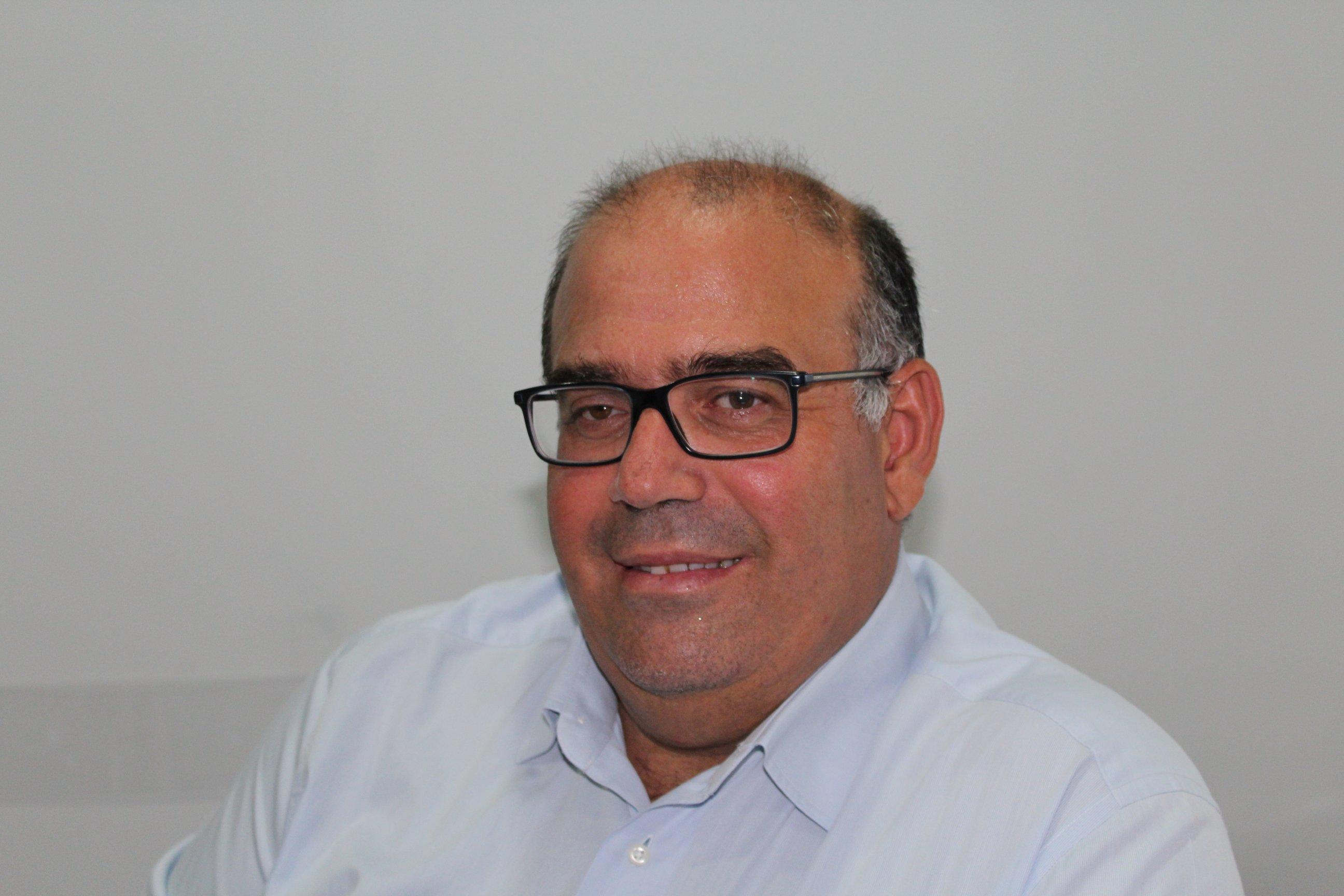 assessore Giuseppe Motisi