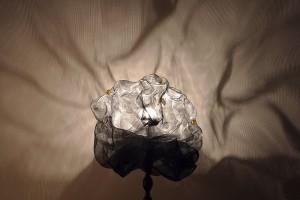 sculture di luce