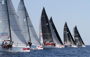 Audi tron Sailing Series - Act 4Melges 32Porto Ercole, 9-12 luglio 2015© BPSE/ACarloni