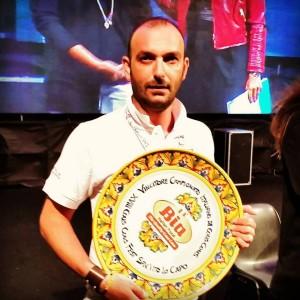 De Gregorio vincitore campionato italiano