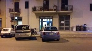 Rapina credito siciliano Alcamo