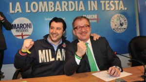 Maroni e Salvini