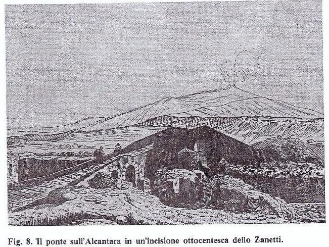 Ponte Alcantara ottocento