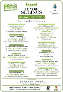 Selinus locandine stagione 2015-2016-3