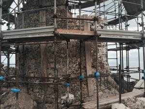 Torre Bennistra restauro