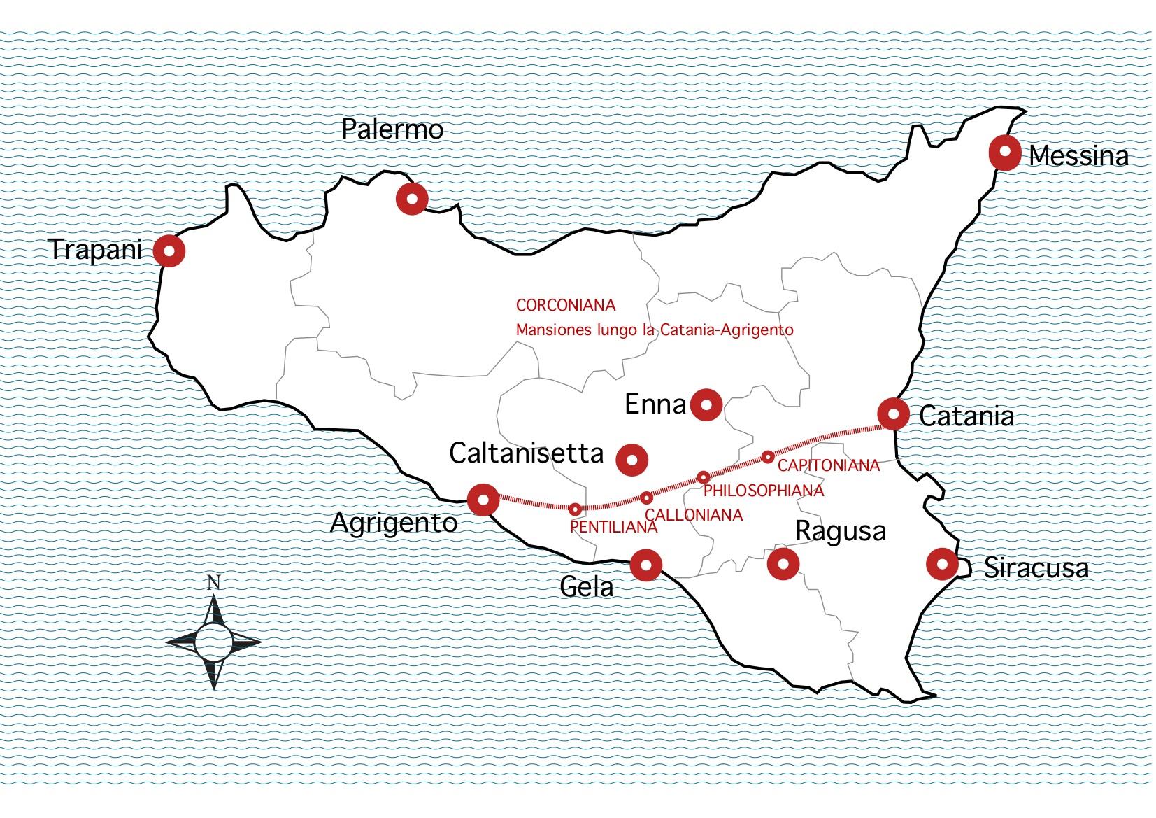 Corconiana Catania Agrigento