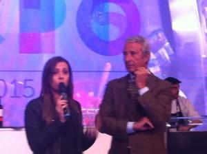 La partecipazione del Presidente del GAC Vito Damiano
