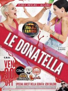 Le Donatella e Izio
