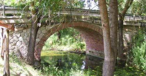 Ponte Fiume Ciano