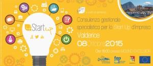 Seminario su supporto creazione di impresa - invito