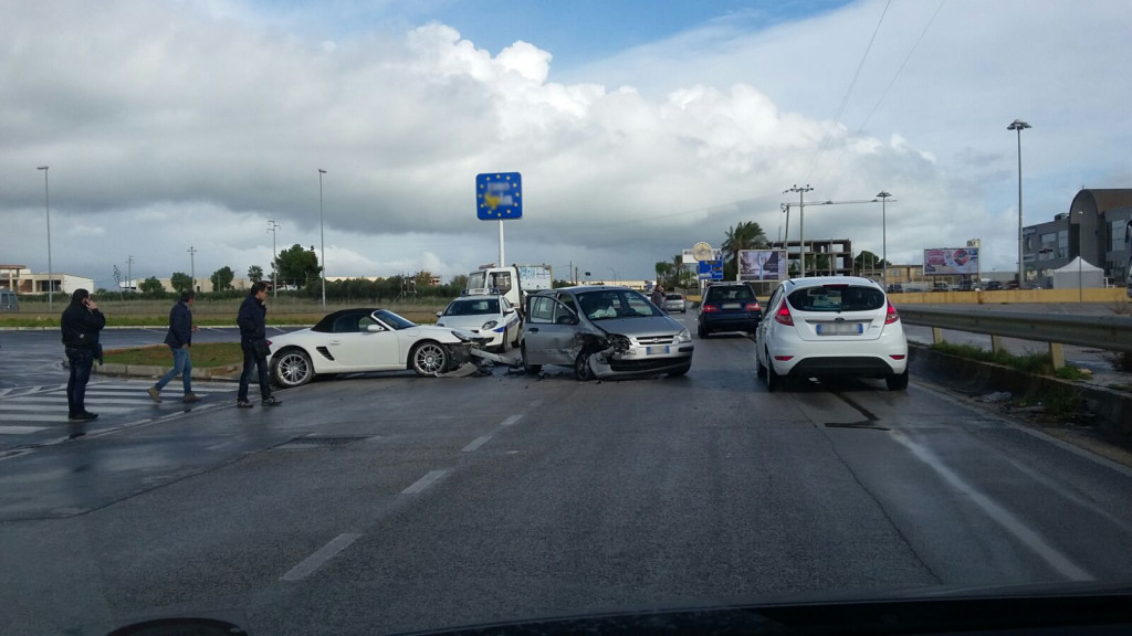 Castelvetrano Incidente