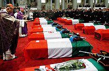 Nassiriya Funerali di Stato