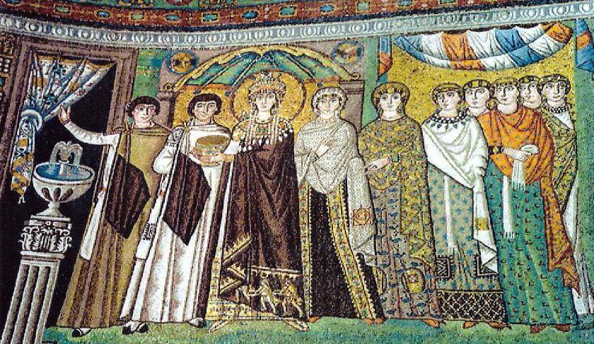 mosaico ravenna
