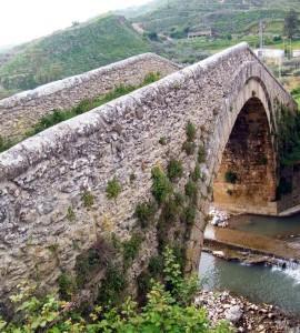 FONTE: GOOGLE - CASTRONOVO DI SICILIA PONTE SUL FIUME PLATANI