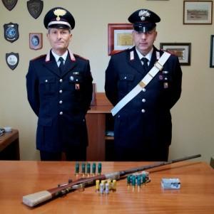 Carabinieri di Custunaci