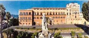 Palermo -Palazzo dei Normanni - sede del Parlamento della Regione Sicilia