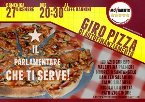 pizza stelle