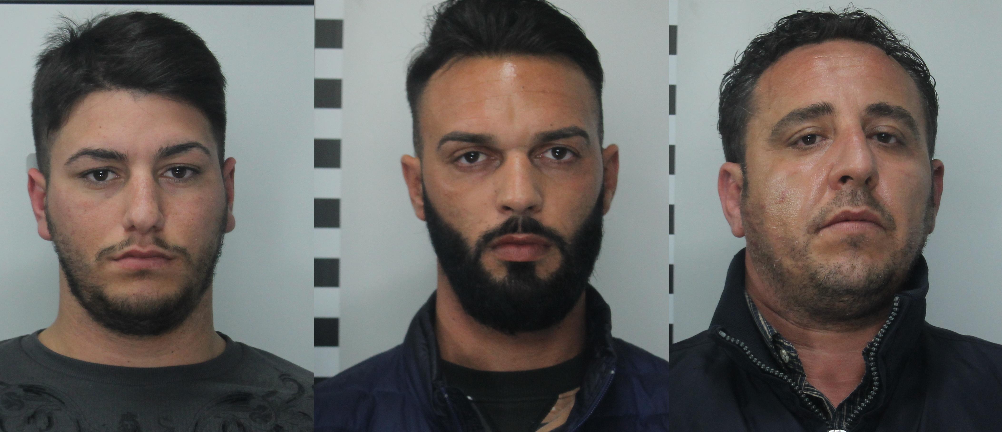 Arresti Carabinieri Marsala