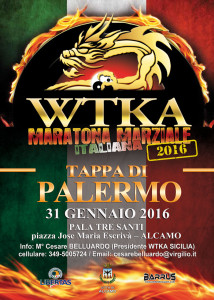 CAMPIONATI ITALIANI WTKA 2016 Alcamo