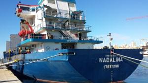 Capit di Porto Nave Detenuta