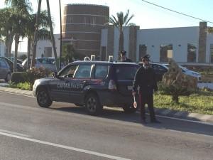 Carabinieri Partinico Controlli