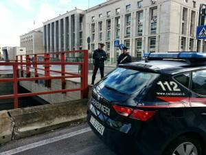 Carabinieri Tentato suicidio Disoccupato
