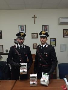 Carabinieri di Borgetto arresto furto energia