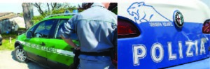 Forestale e Polizia