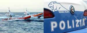 Guardia Costiera e Polizia