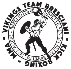 Viking team Bresciani Logo