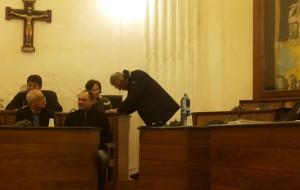 consiglio comunale g ciufia giuramento