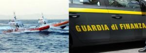 Guardia Costiera e Guardia di Finanza