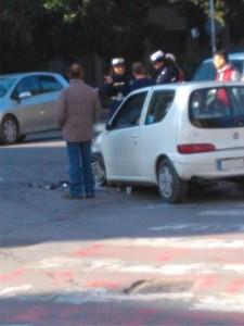Incidente Via M. Riposo