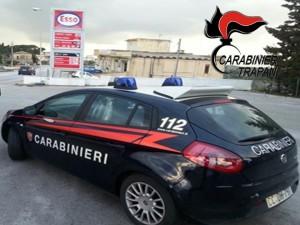 Carabinieri distributore