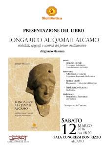 Locandina Presentazione Libro Longarico Al-Qamah-1