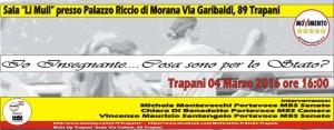 Scuola Trapani M5S