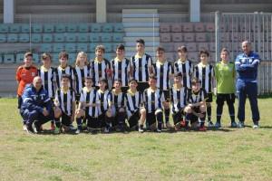 esordienti 2003-2004 udinese academy