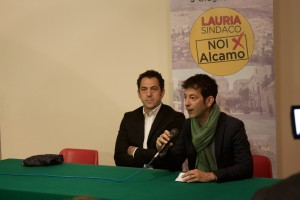 Lauria Candidato a Sindaco