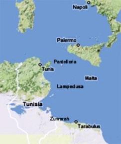Tunisia Sicilia
