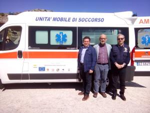 ambulanza  (Giurlanda, Foti, Loria)