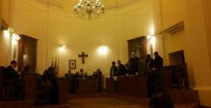 consiglio comunale castellammare 27 aprile 2016