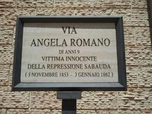 via angela romano castellammare dle golfo