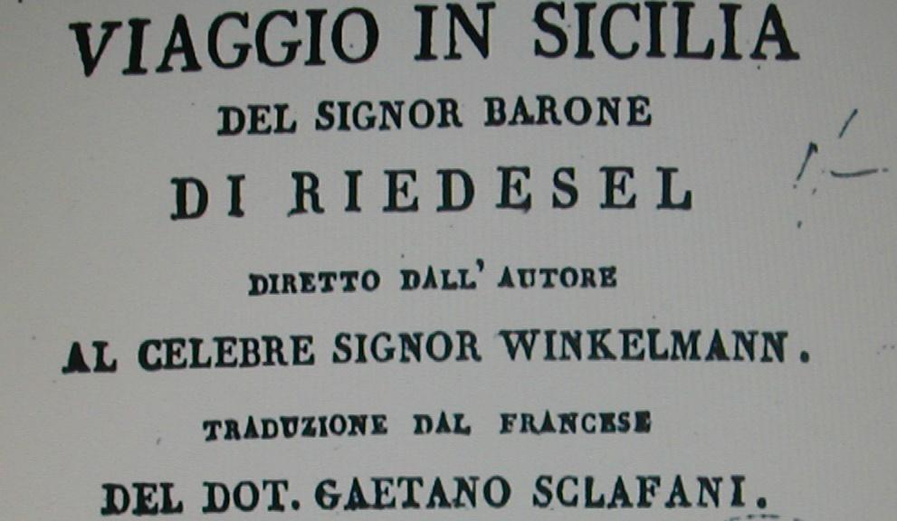 viaggio in sicilia trazzere