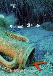 Copertina libro memorie di mare